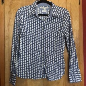 Tommy Hilfiger button down long sleeve